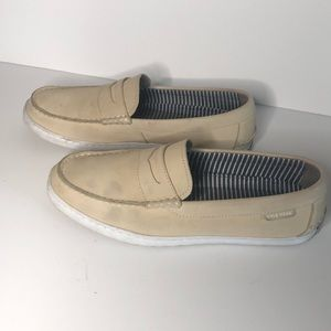 Cole Haan Pinch Weekender Boat Shoes Loafers 10.5